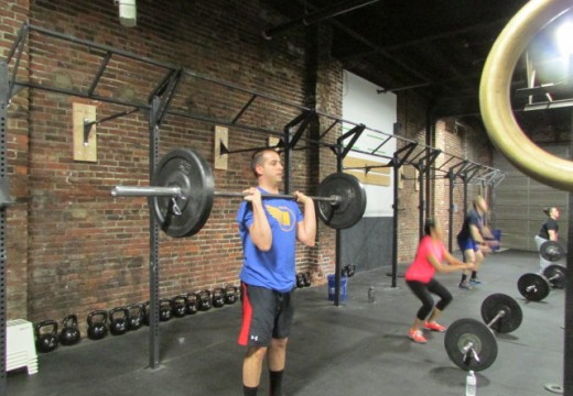 WOD 040714: Just Another Manic Monday