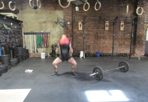 WOD 042019: First We Do Snatches, THEN You Can Go Look For Your Easter Baskets!
