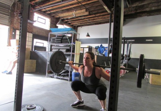 WOD 050614: Time to max out those back squats, bro!