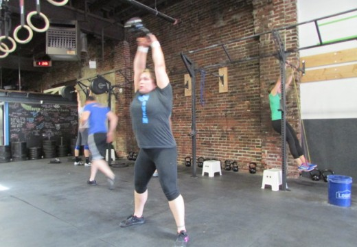 WOD 050714: Sorry Helen… you can't sit with us