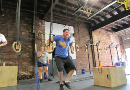 WOD 051214: Odds and Evens…
