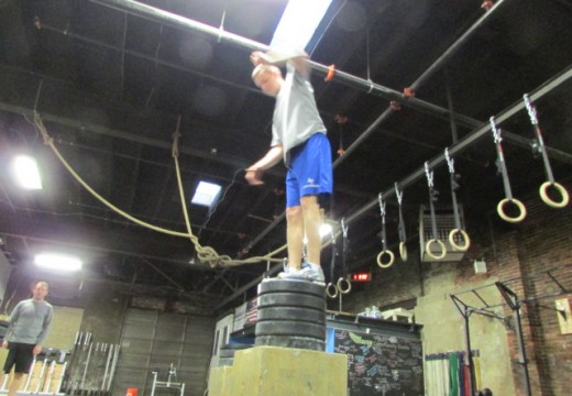WOD 051414: How High Can You Fly?