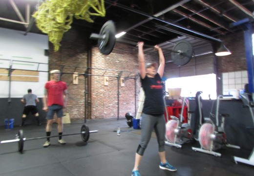 WOD 051614: Crossfit Goes Bootcamp!  Two Wods, No Waiting!