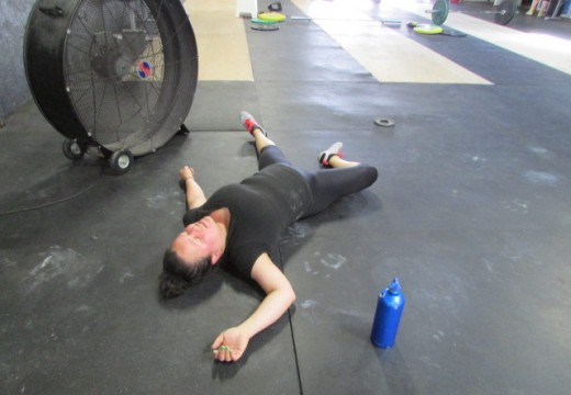 WOD 060414: Thrusters are a dish best served cold
