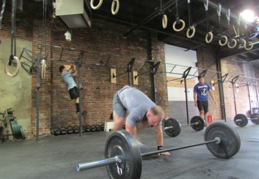 WOD 061714: Beating the Heat with Some Barfees!