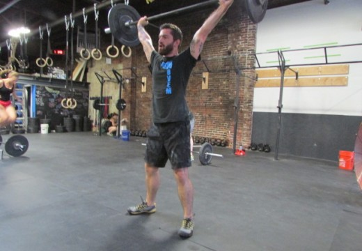 WOD 070114: No Better Way to Kick Off July Than With a Big Fat Snatch Complex!!