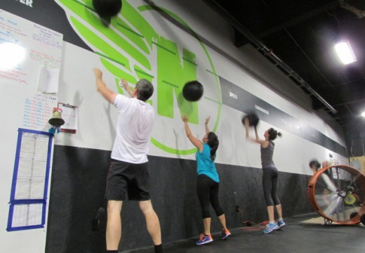 WOD 070314: Joe Ling is Old… So, Lets Celebrate by Doing Wall Balls and Burpees!!