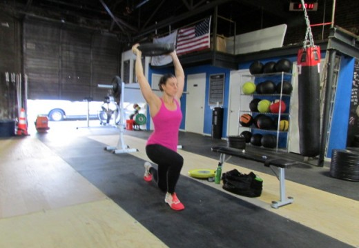 WOD 071814: That one went over your head…