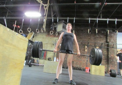 WOD 072714: Start Your Sunday off Right… Pick Up Something HEAVY!