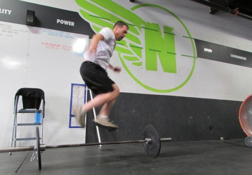 WOD 080614: Happier Than a Camel on a Wednesday