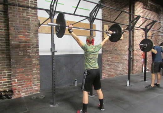 WOD 100214: Wait, so we have to do this THREE times?