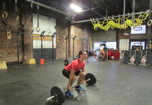 WOD 101314: A Spoonful of German Cleans Helps the Mondays Go Down