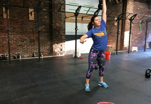WOD 100814: Max Efforts Are Good for the Soul