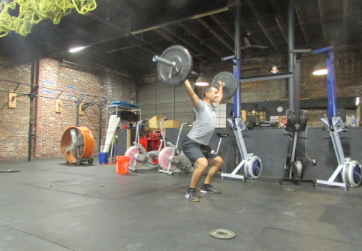 WOD 110614: Two WODs For The Price of One!!