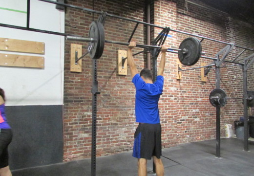 WOD 111314: Feel the Rhythm, Feel the Rhyme, Get On Up, Its Double Under Time….