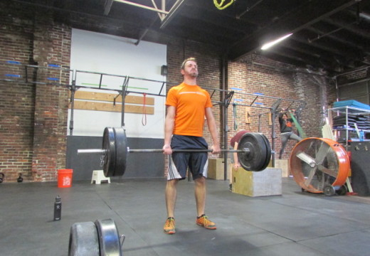 WOD 111514: 4 WODs, No Rest!