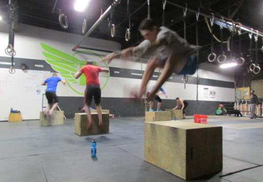 WOD 111617: Get Up Over That Box!