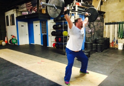 WOD 112014: It takes 3 to make it out-a-sight!