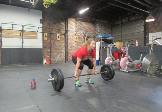 WOD 120514: Ring Dip Madness