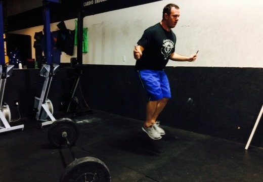 WOD 120414: Overhead Squat Fun