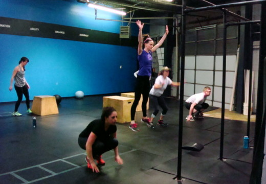 WOD 011215: Front Squat PRs For Days!
