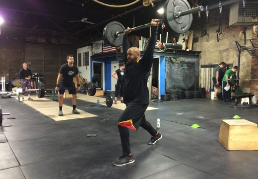 WOD 012015: Partner Coaching is Back!