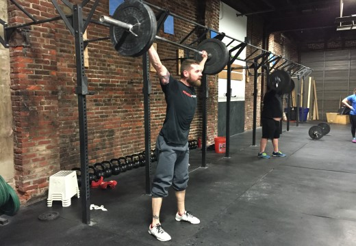 WOD 021615: Are Burpee Box Jumps Easier?