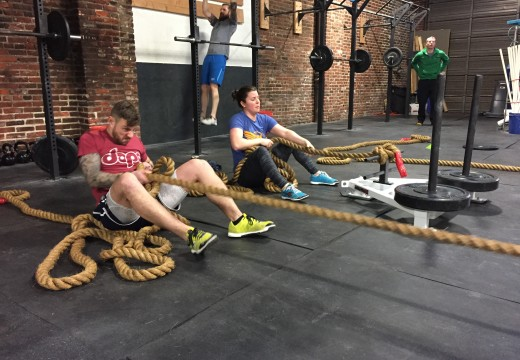 WOD 022015: Track and Field Day!