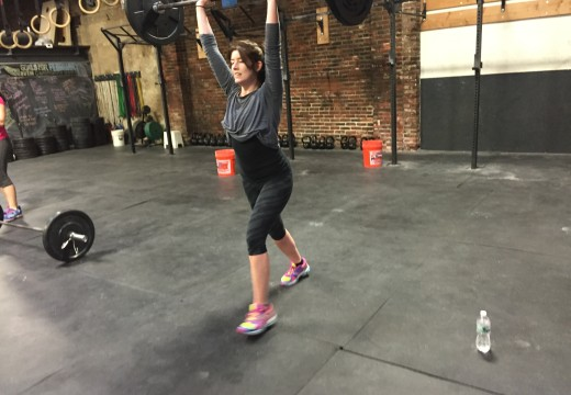 WOD 022615: Deadlifts and Rows