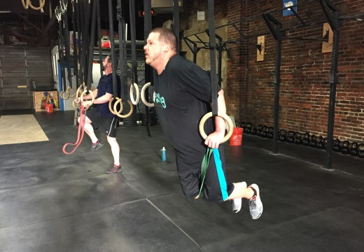 WOD 032315: Getting those Heavy Thrusters out of the way until Friday…