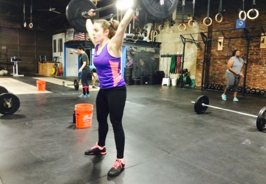 WOD 040315: Friday is the perfect day for Squats!