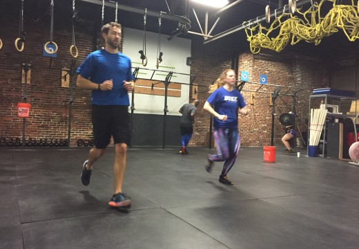 WOD 041015: Shuttle Run and Much More!