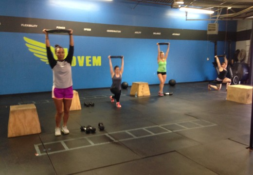 WOD 041715: Fitness Friday is Here!