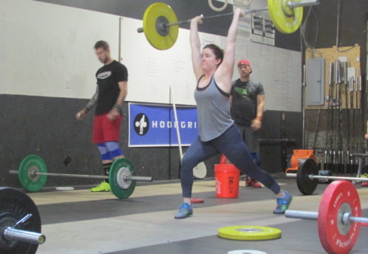 WOD 051015: Happy Mothers Day