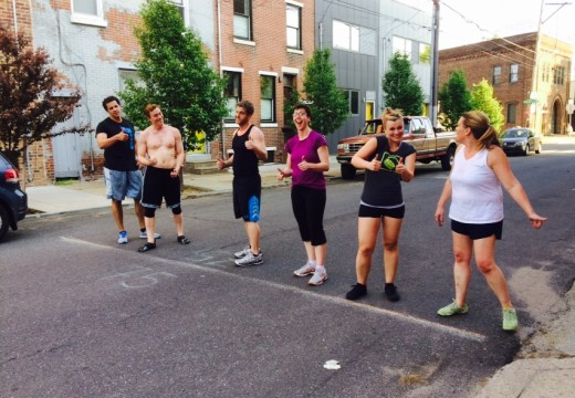 WOD 050815: Friday Sprints
