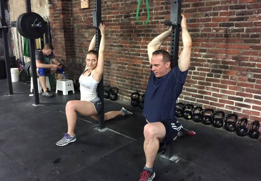 WOD 063015: Lunges for All!