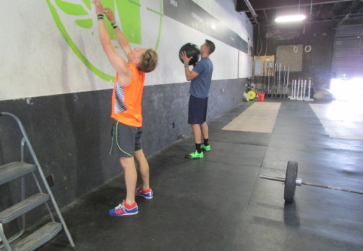 WOD 071315: Can you do all that in one minute?