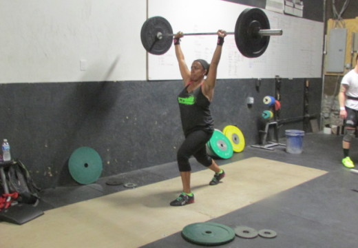 WOD 071515: Muscle Up Chipper