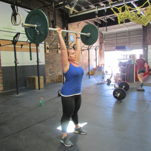 WOD 072515: CrossFit & Bootcamp Combined WODs!