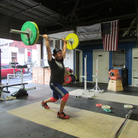 WOD 073015: Zeus and Chippers