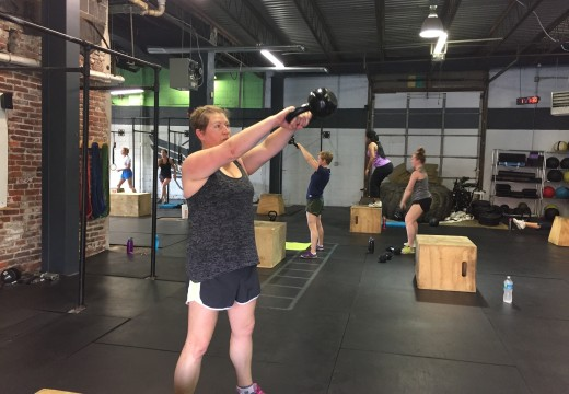 WOD 070715: All the Pushups