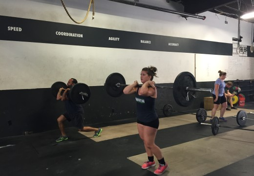 WOD 072015: All the Legs
