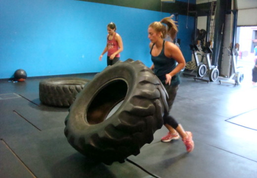 WOD 081215: Deadlifts and Dips