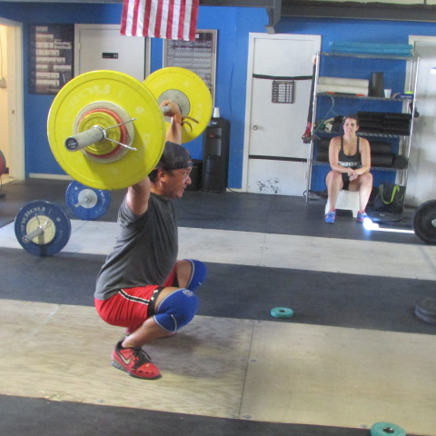 WOD 081615: All the skillz…
