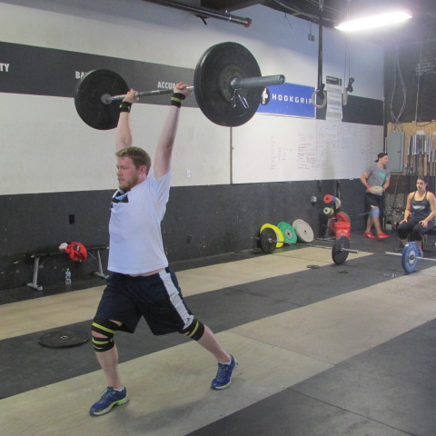 WOD 083015: What would Coach Andrew Do?