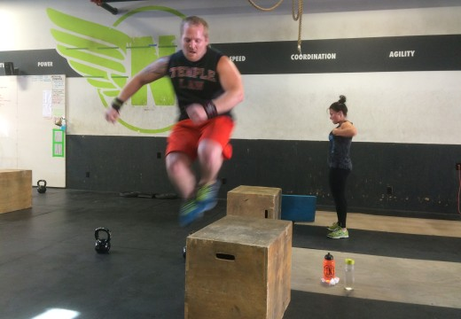 WOD 080815: Carry Me Please!