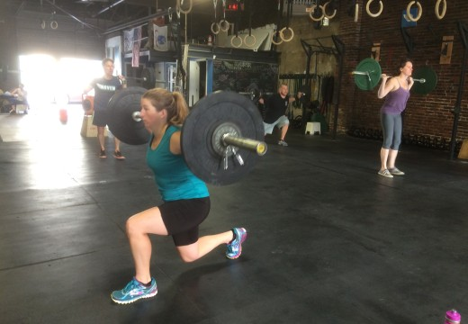 WOD 081915: Sometimes you just have to bro out