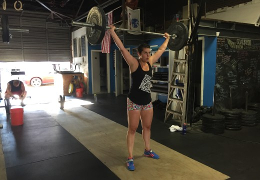 WOD 082515: Snatch Chief