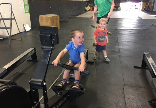 WOD 082915: Saturdays Teamwork Fun!