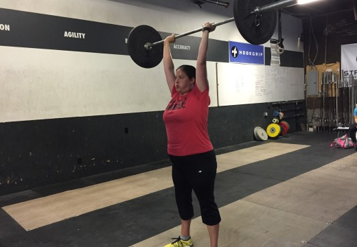 WOD 083115: Run for it!